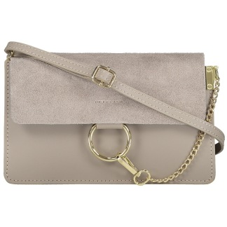 KARDASHIAN MINI BAG - TAUPE