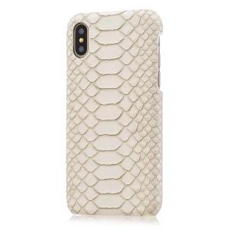 Iphone Case Croco White