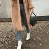 SADDLE FLAP LIMITED SMALL BAG BLACK