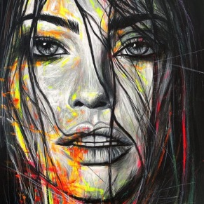 GABRIELLA - Limited Edition Print - Unframed: Rolled In a Tube With Acid-Free Backing