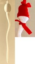 ANOVA White X-Mas sperm