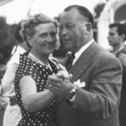 Hanna och Ivar Lundstedt, Farmor och Farfar