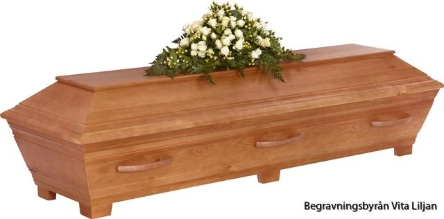 begravningsbyrån vita liljan