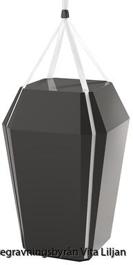 Diamant svart