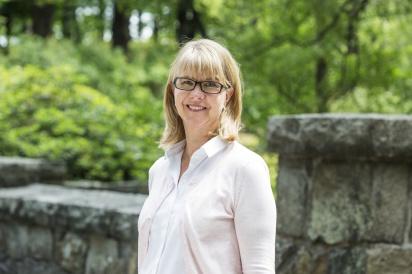 Tina Saupstad mindfulnessinstruktör stresspedagog och avspänningspedagog
