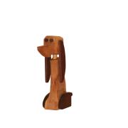 Hund i Trä Liten