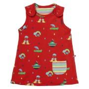 Vändbar klänning Rainbow Ark