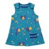 Vändbar klänning Woodland - Vändbar klänning Woodland 6-12 mån (80)