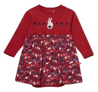 Bodyklänning Bunny - Bodyklänning Bunny 0-3 mån (56)