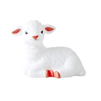 Nattlampa formad som ett Lamm - Nattlampa Lamm