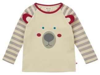 Tröja med Isbjörn Vit - Tröja med Isbjörn Vit 0-3 mån (56)