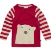 Tröja med Isbjörn Röd - Tröja med Isbjörn Röd 0-3 mån (56)