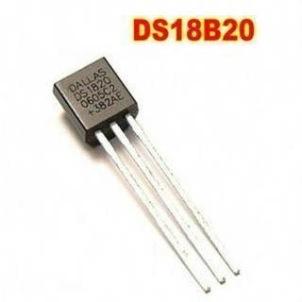 1 wire temperatur sensor DS18B20