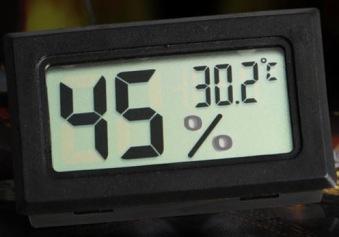 Temperatur/ Hygrometer - Temp/Hygro