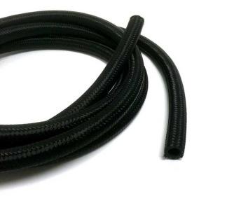 AN12 Nylonomspunnen slang