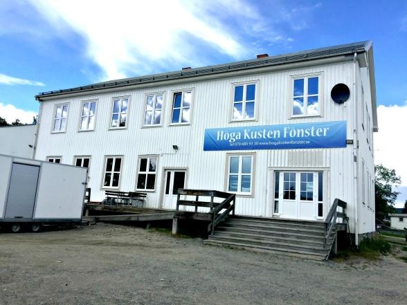 En bild på vårt Showroom i Billsta