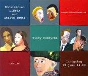 Utställning i Visby domkyrka 2011