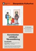 Vårutställning Skarpnäcks Kulturhus 2014