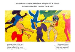 Utställning på Konstnärshuset 2017