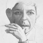 Leonard Cohen. Blyerts.
