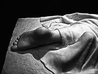Foto av skulptur.