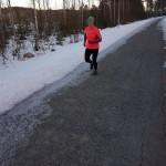 Gång och cykelväg