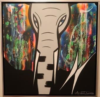 Mini Elephant (Annelie Dravnieks) -