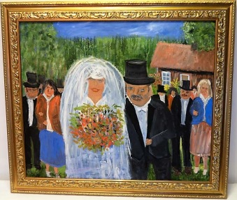 Bröllop (Inge Eriksson) -