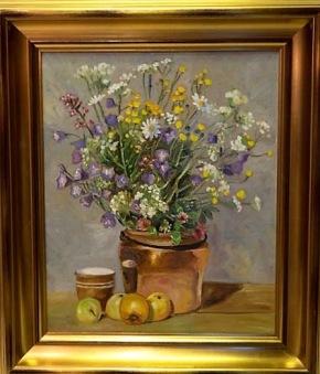 Blomster stileben (Karl-Johan Magnusson) -