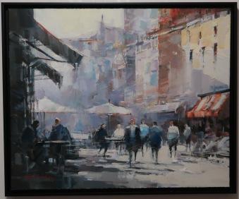 Cafe I storstaden (Dominik Pawlowski) -