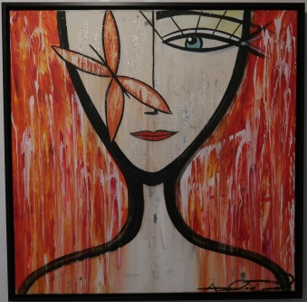 Orange (Annelie Dravnieks) -