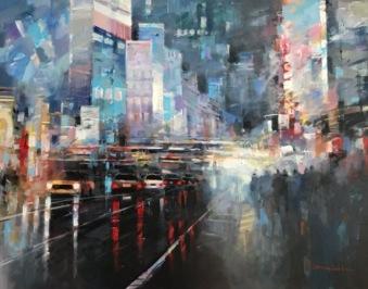 Feeling in the city (SÅLD) -