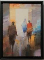 Promenad i storstaden (Dominik Pawlowski)