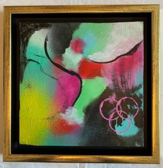 Mixed Color (Vibeke Hansen) - Mixed Color