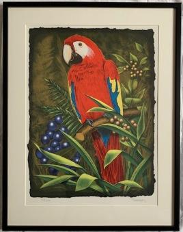 Papegojan