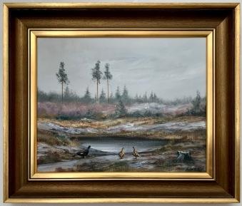 Möte i Hornsbergs skogen
