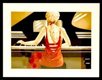 Vid pianot