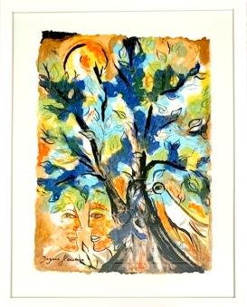 Sharmanträd