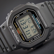 Casio DW-5600E-1V G-SHOCK - Casio DW-5600E-1AV G-Shock