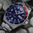 Orient Mako II Blue/Red FAA02009D3