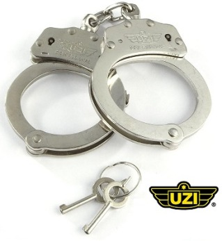 UZI Professional Series Handcuffs - UZI Professional Series Handcuffs