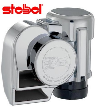 Stebel Nautilus Compact Krom - Stebel Nautilus Compact Krom
