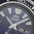 Orient Mako XL Blue FEM75002DW