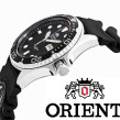 Orient Ray II Black Rubber FAA02007B9