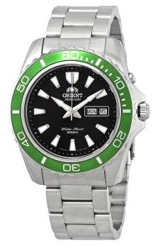 Orient Mako XL Green FEM75003B9 - Orient Mako XL Green FEM75003B9