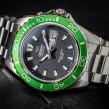 Orient Mako XL Green FEM75003B9