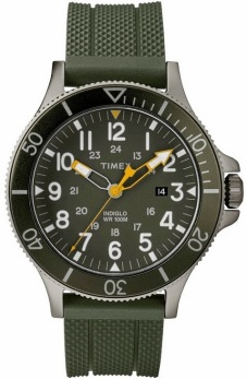 Timex Allied Coastline Green TW2R60800UK - Timex Allied Coastline Green TW2R60800UK