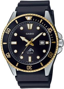 Casio MDV106G Gold DURO200 - Casio MDV106G-1AV Gold DURO200