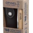 Opinel Inox N°08 - Opinel N°08 Inox