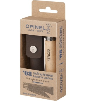 Opinel Inox N°8 - Opinel Inox N°8